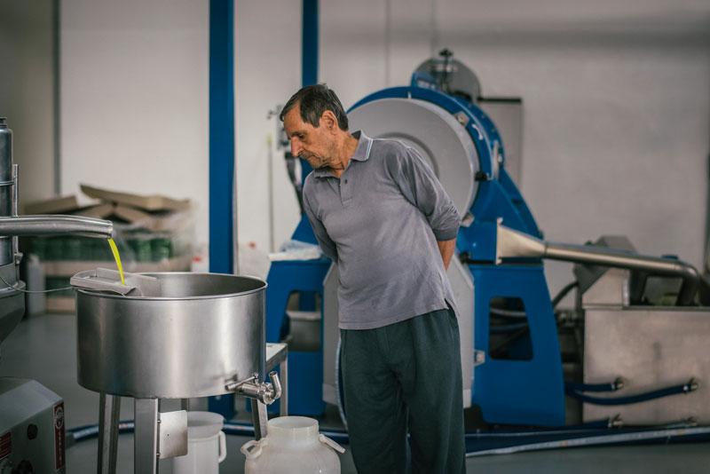 Consigli sulla conservazione dell'olio extra vergine d'oliva artigianale